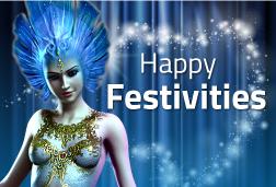 Happy festivities