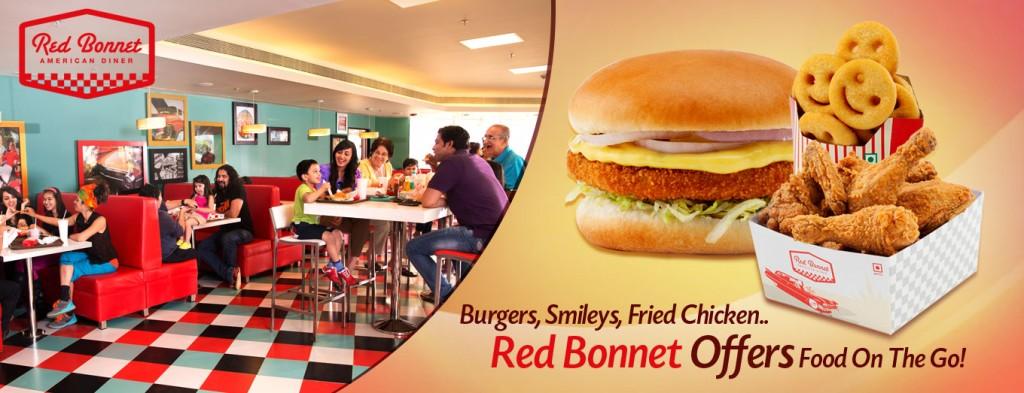 Red Bonnet American Diner