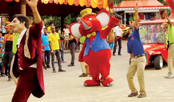 Holi Celebration near Mumbai Pune - Color of Joy
