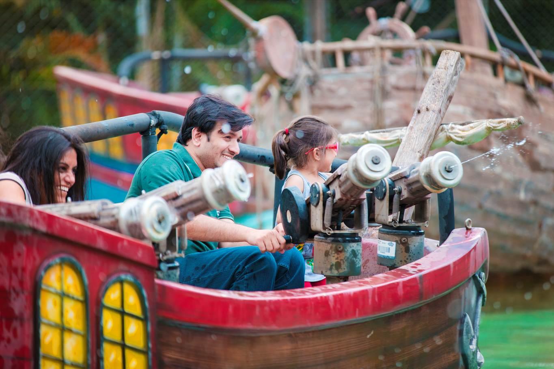 Amusement Park For Family Near Pune