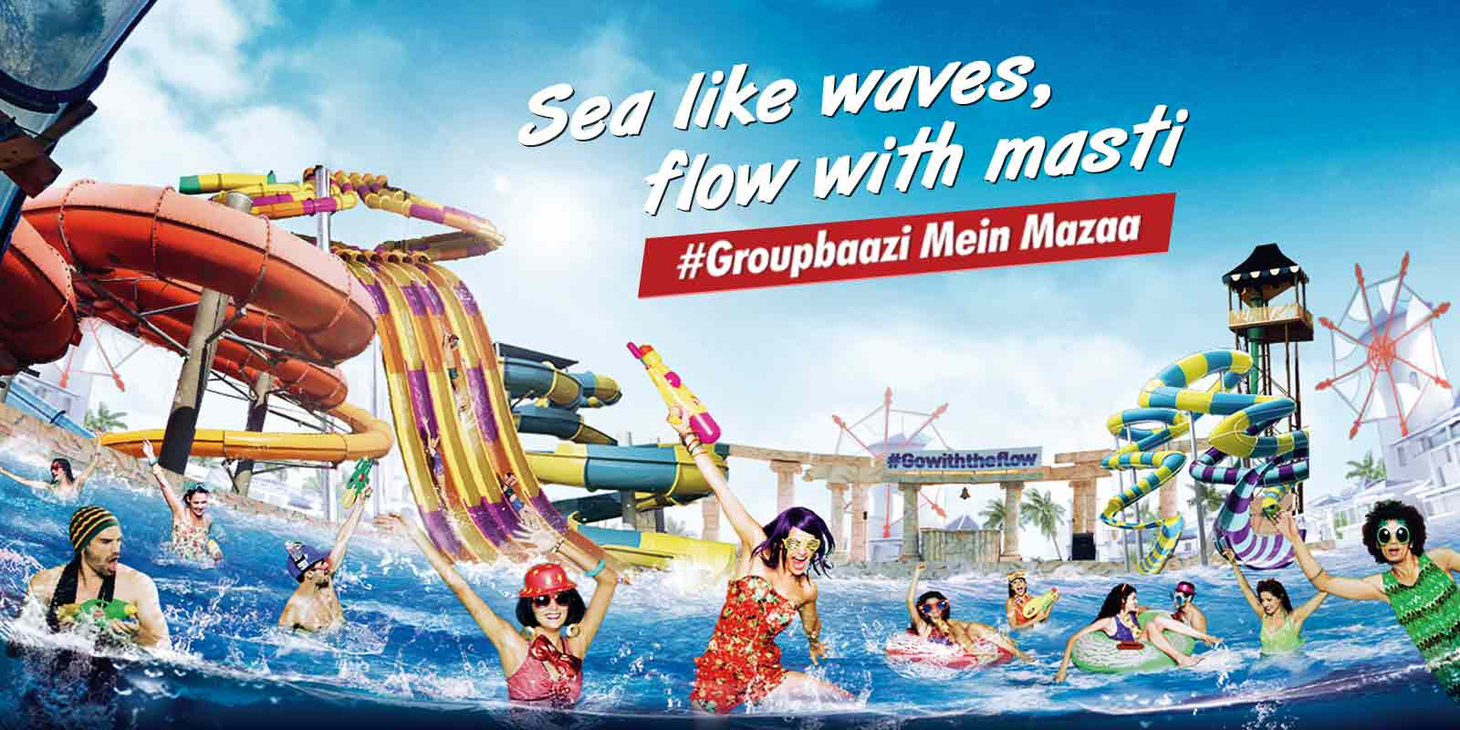 Go With The Flow At Imagica Water Park Near Mumbai Pune