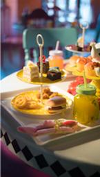 Destination Wedding - Multicuisine food at Imagicaa
