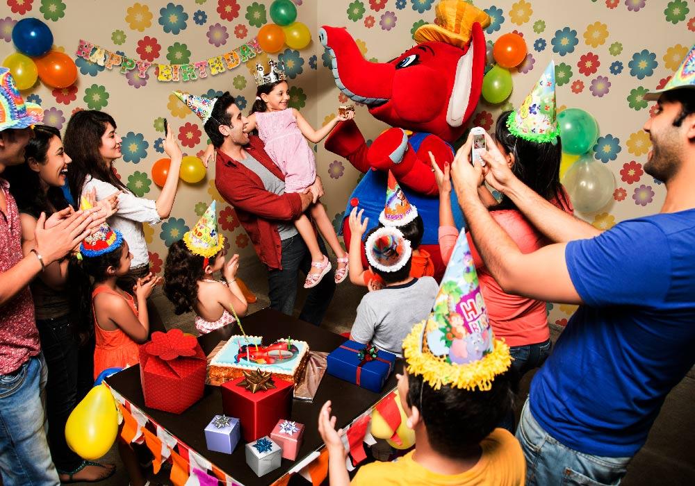 Unique Birtday Party Celebration