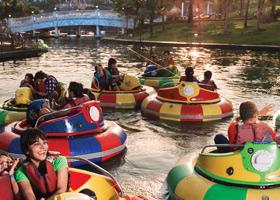 Bump It Boats – Imagica Theme Park Rides