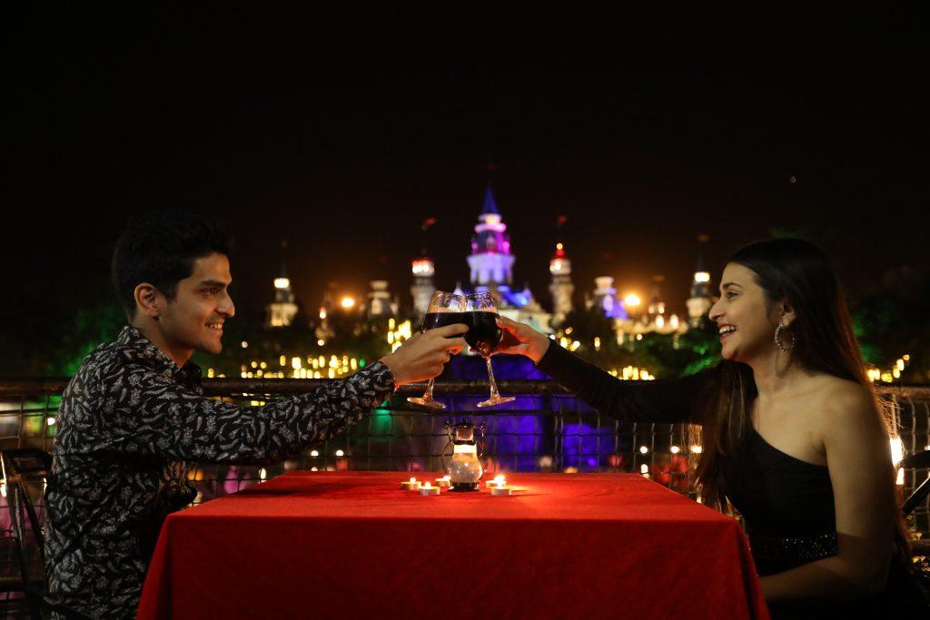 Valentine Day Celebration at Imagicaa