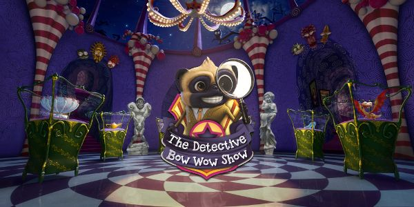 The Detective Bow Wow Show