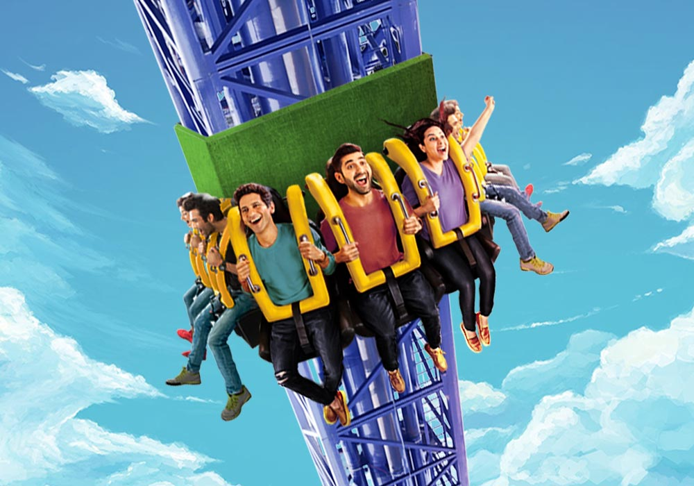 Destination of Amazing Thrill and Theme Rides