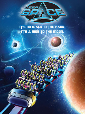 Deep Space – Imagica Theme Park Rides