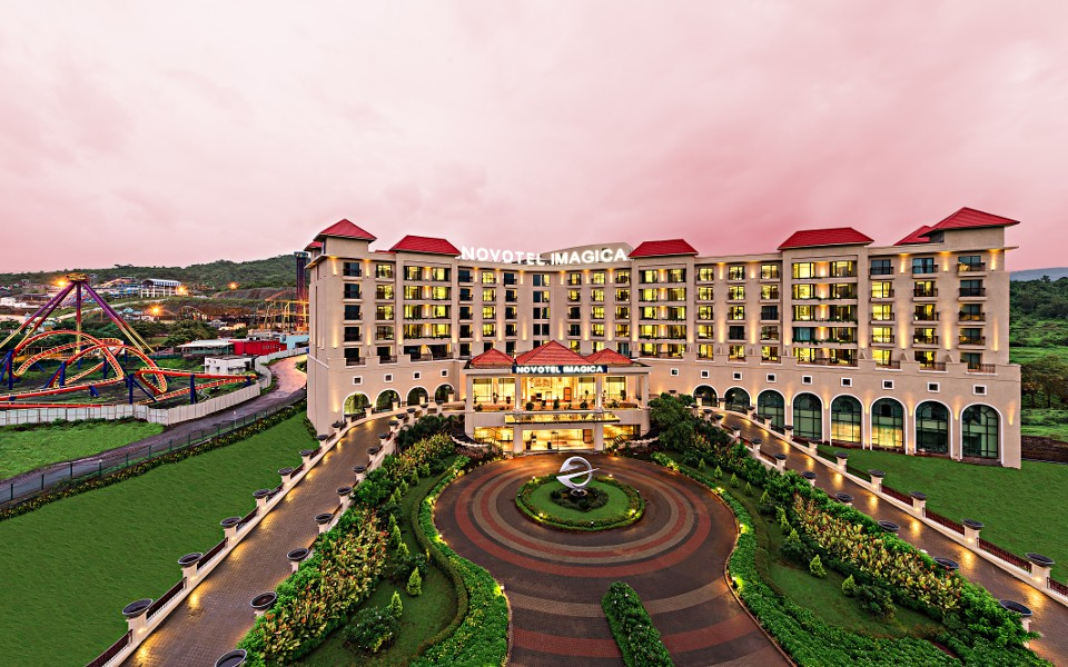 Stay at Novotel Imagica