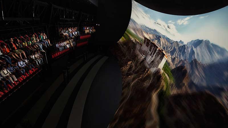 I for India - Imagica Theme Park Rides