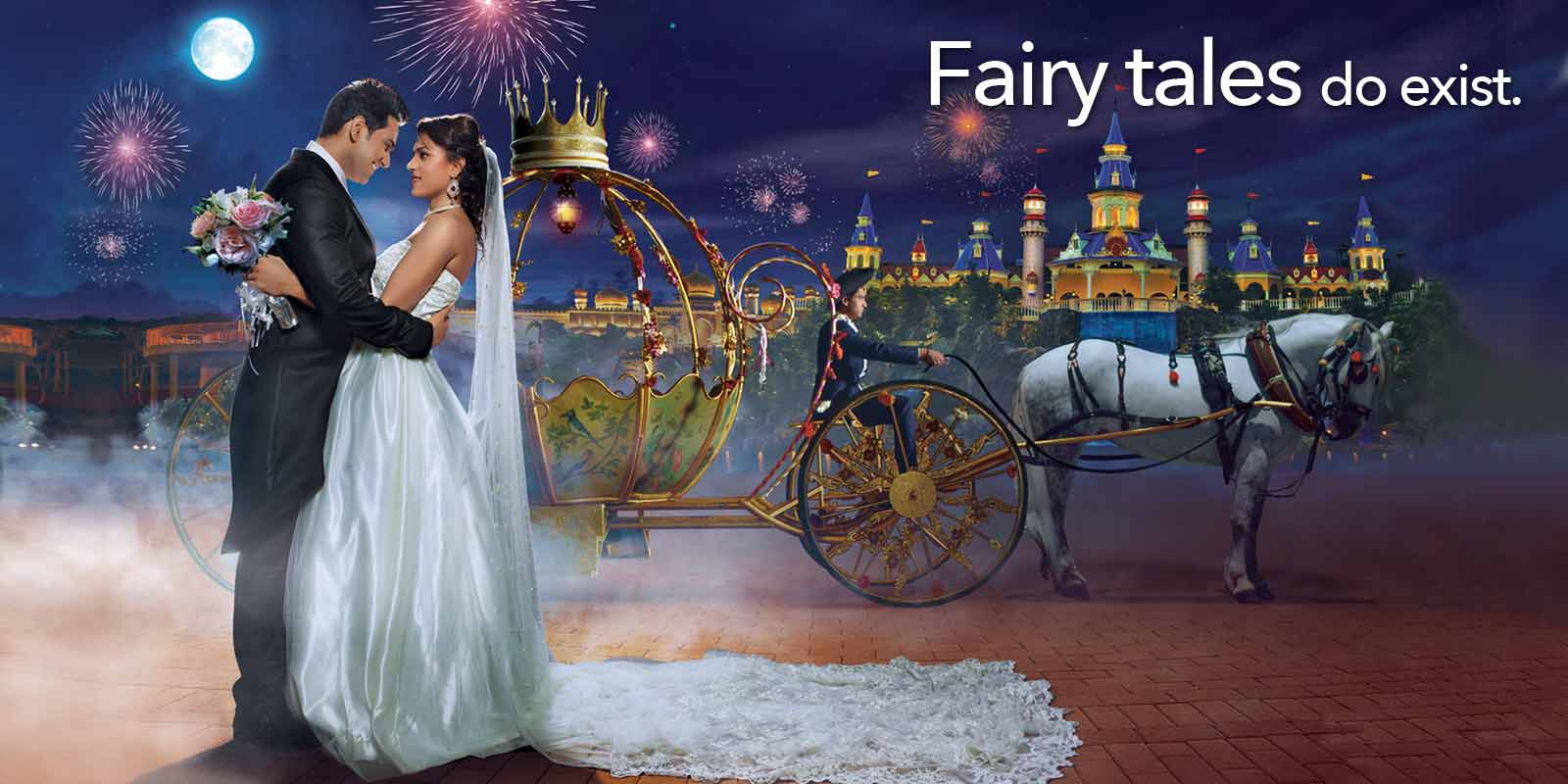 Fairytale Weddings at Imagica