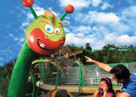 Loch Ness Expplorers - Imagica Theme Park Rides