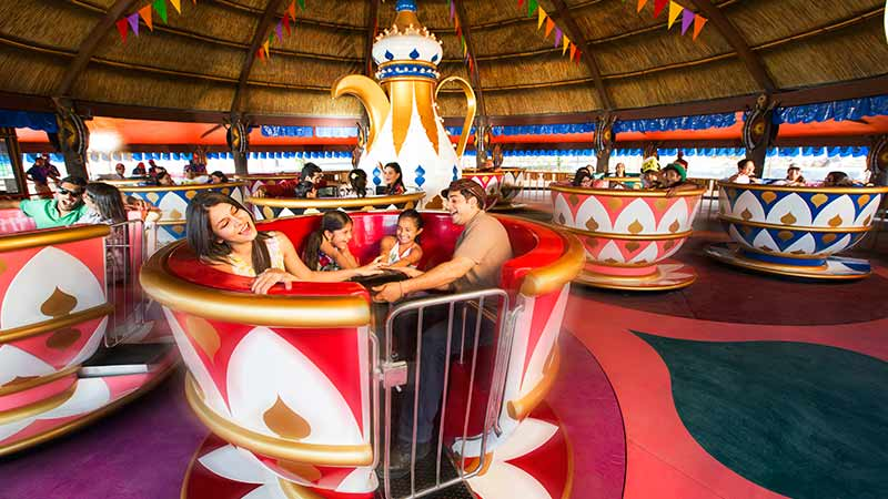 Mambo Chai Chama - Imagica Theme Park Rides