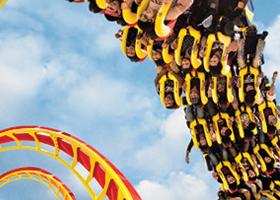 Nitro - Imagica Theme Park Rides