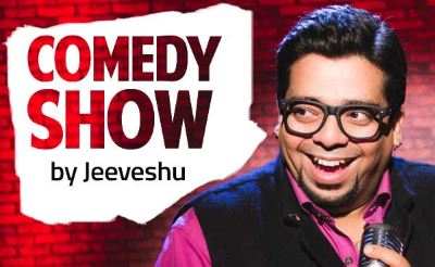 Comedy by Jeeveshu Ahluwalia at Imagica on 31st Dec. New Year Party in Mumbai, Pune 2016 | New Year Eve Parties in Mumbai, Pune