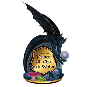 Cinema 360 - Prince of the Dark Waters – Imagica Theme Park Rides