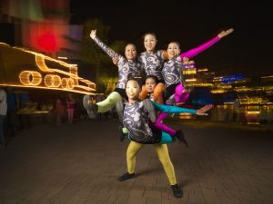 Events and Performances at Imagica