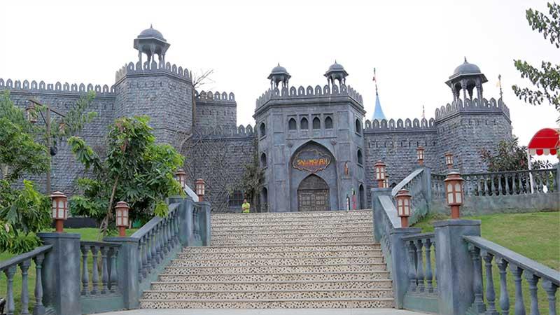 Image result for fort of saleem ghar