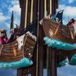 Save the Pirate - Imagica Theme Park Rides