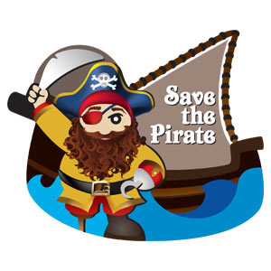 Save the Pirate