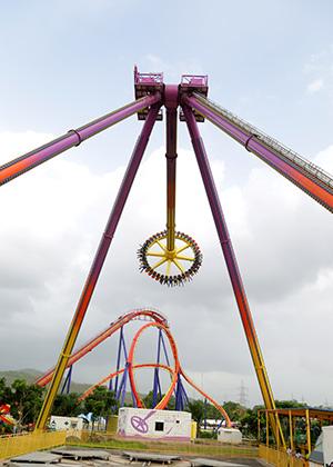 Scream Machine - Imagica Theme Park Rides