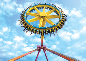 Scream Machine - Imagica Theme Park Rides