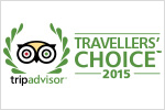 TripAdvisor Travellers' Choice 2015