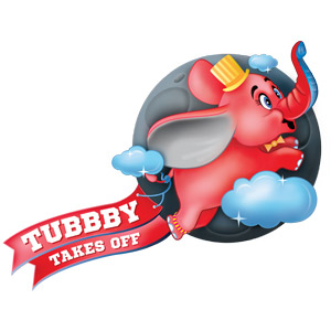 Tubbby Takes Off