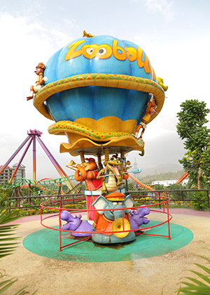 Zooballoo - Imagica Water Park Rides